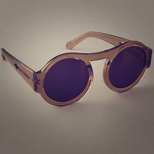 Authentic Karen Walker NEVER worn Bunny Sunglasses